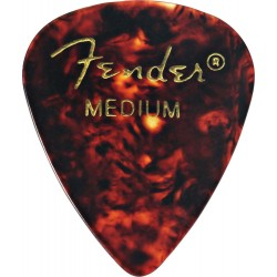 FENDER 0980351800 351 PUAS CLASSIC CELLULOID (12) SHELL MEDIUM.