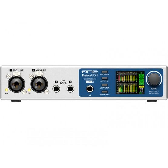 RME FIREFACE UCX II INTERFAZ DE AUDIO USB. NOVEDAD