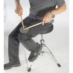 GIBRALTAR SCLPP LEG PRACTICE PAD WITH STRAP
