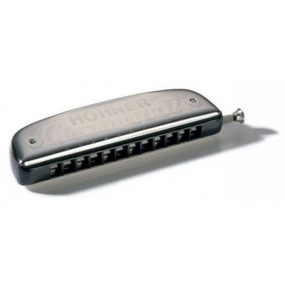 HOHNER 255/48 CHROMETTA 12 ARMONICA 48V
