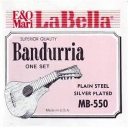 LA BELLA MB551 1ª CUERDA DOBLE BANDURRIA