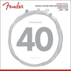 FENDER 7250L NPS JUEGO CUERDAS BAJO 040-100