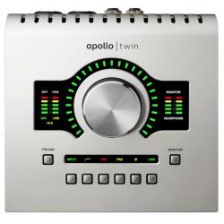 UNIVERSAL AUDIO APOLLO TWIN DUO USB HERITAGE INTERFAZ DE AUDIO