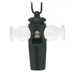 LATIN PERCUSSION LPA229 ASPIRE TRI TONE WHISTLE SILBATO
