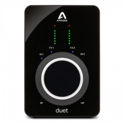 APOGEE DUET3 INTERFAZ AUDIO USB. NOVEDAD