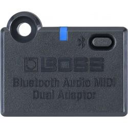 BOSS BT-DUAL ADAPTADOR AUDIO MIDI BLUETOOTH. NOVEDAD