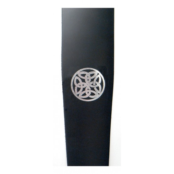 PLANET WAVES 25LCELT CORREA ICON LEATHER CELTIC KNOT.