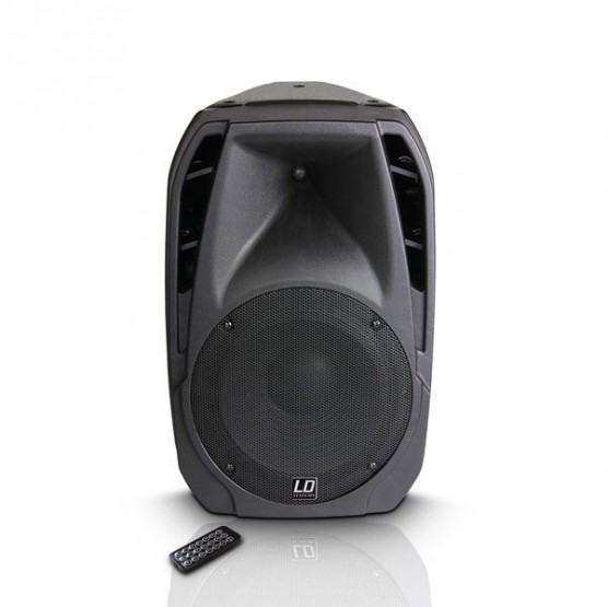LD SYSTEMS PLAY15A ALTAVOZ ACTIVO PA CON REPRODUCTOR MP3