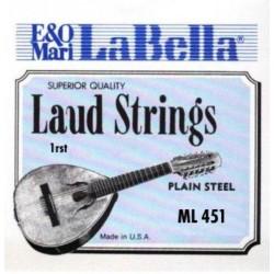 LA BELLA ML451 1ª CUERDA LAUD