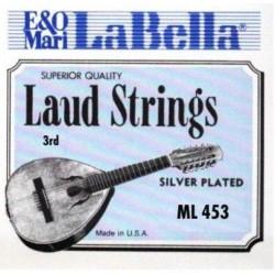 LA BELLA ML453 3ª CUERDA LAUD