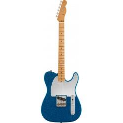 FENDER J MASCIS TELECASTER MN GUITARRA ELECTRICA BOTTLE ROCKET BLUE FLAKE. NOVEDAD