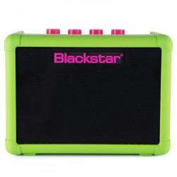 BLACKSTAR FLY3 NEON GREEN AMPLIFICADOR GUITARRA PORTATIL