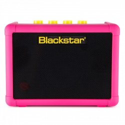 BLACKSTAR FLY3 NEON PINK AMPLIFICADOR GUITARRA PORTATIL