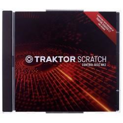NATIVE INSTRUMENTS CONTROL CD MK2 CONTROL DE TIEMPO PARA TRAKTOR SCRATCH PRO