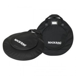 ROCKBAG RB22540B FUNDA PLATOS DELUXE 22 10MM