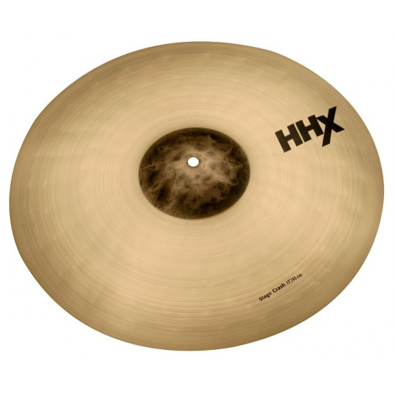 SABIAN 11808XN STAGE CRASH 18 MEDIUM PLATO BATERIA