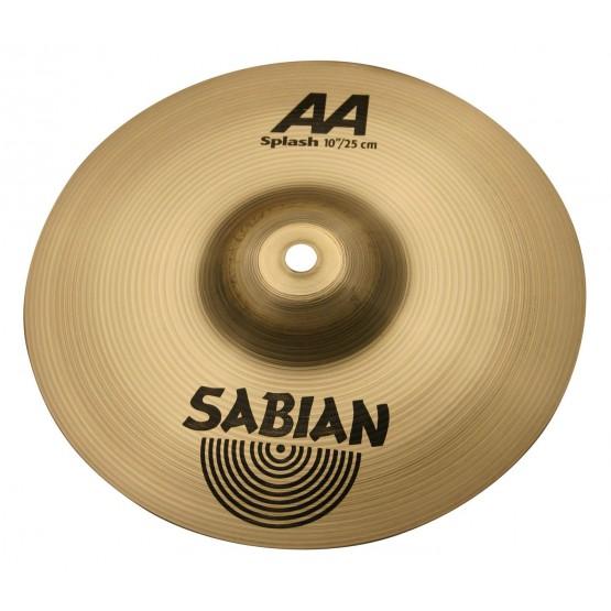 SABIAN AA 20805B SPLASH 8 PLATO BATERIA