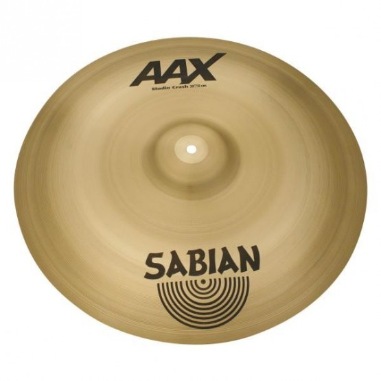 SABIAN AAX 21606XB STUDIO CRASH 16 PLATO BATERIA. DEMO.