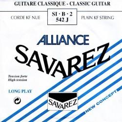 SAVAREZ 542 J 2ª CUERDA GUITARRA ESPAÑOLA