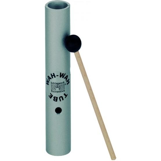 STAGG WT120 WAH WAH TUBE TUBO METALICO TAMAÑO MINI