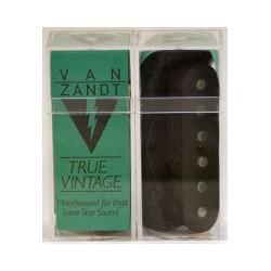 VAN ZANDT TRUE VINTAGE TELECASTER FLAT POLE BRIDGE PASTILLA. DEMO.