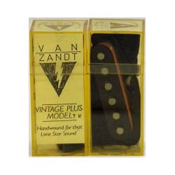 VAN ZANDT VINTAGE PLUS STRATOCASTER SET 3 PASTILLAS CON REVERSE MIDDLE. DEMO.