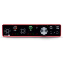 FOCUSRITE SCARLETT 8I6 3RD GENERATION INTERFAZ DE AUDIO USB