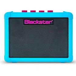 BLACKSTAR FLY3 NEON BLUE AMPLIFICADOR GUITARRA PORTATIL