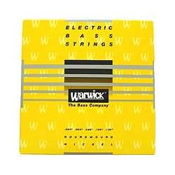 WARWICK 41301 YELLOW NICKEL JUEGO 5 CUERDAS BAJO 045-135
