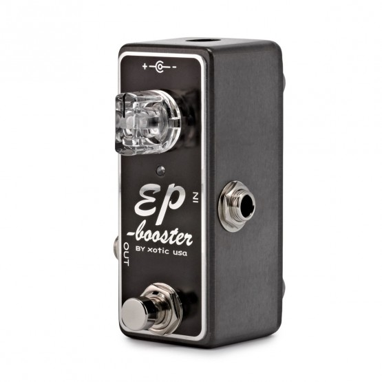 XOTIC EP BOOSTER PEDAL