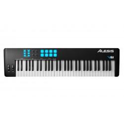 ALESIS V61 MKII TECLADO CONTROLADOR MIDI USB 61 TECLAS. NOVEDAD