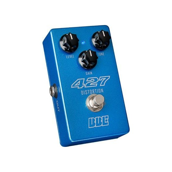 BBE 427 PEDAL DISTORSION GUITARRA