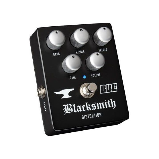 BBE BLACKSMITH PEDAL DISTORSION GUITARRA