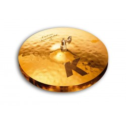 ZILDJIAN K CUSTOM SESSION HI HAT 14 PAR PLATOS BATERIA