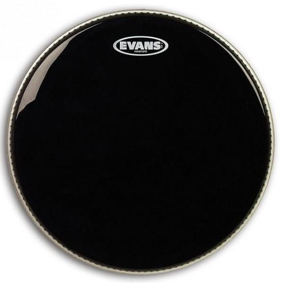 EVANS TT13RBG PARCHE 13 RESONANT BLACK