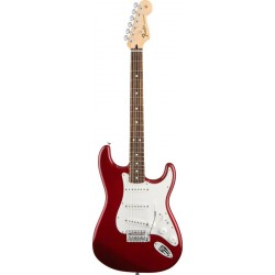 FENDER STANDARD STRATOCASTER RW GUITARRA ELECTRICA CANDY APPLE RED.