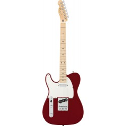 FENDER STANDARD TELECASTER LH MN GUITARRA ELECTRICA ZURDO CANDY APPLE RED
