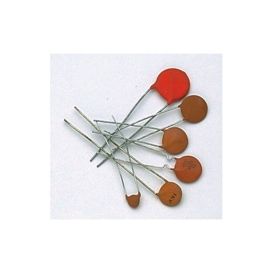 ALL PARTS EP0058000 047 MFD CERAMIC DISC CAPACITORS