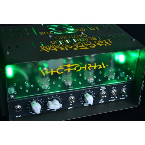 VICTORIA VIC105 AMMO CAN HEAD AMPLIFICADOR CABEZAL
