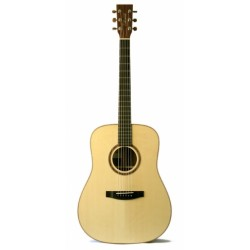LAKEWOOD D18 GUITARRA ACUSTICA DREADNOUGHT NATURAL. DEMO.