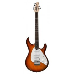 STERLING BY MUSICMAN SUB SILO3 TBS R GUITARRA ELECTRICA TOBACCO SUNBURST.