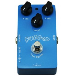 CALINE CP11 PUFFER PEDAL DISTORSION FUZZ GUITARRA