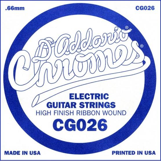 DADDARIO CG026 CUERDA GUITARRA ELECTRICA