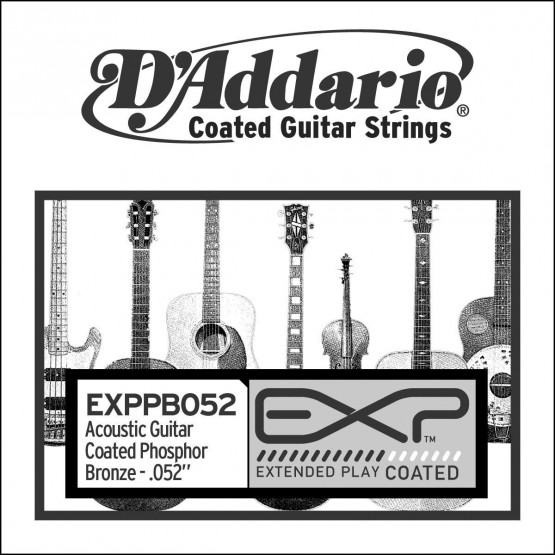 DADDARIO EXPPB052 CUERDA GUITARRA ACUSTICA