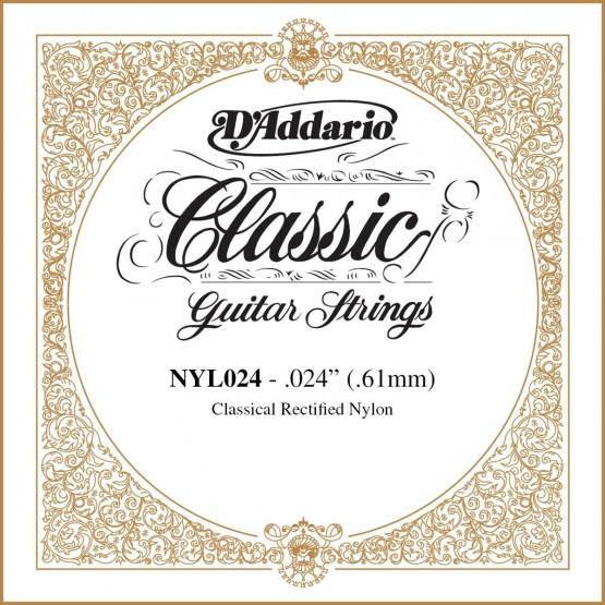 D'ADDARIO NYL024 CUERDA GUITARRA ESPAÑOLA