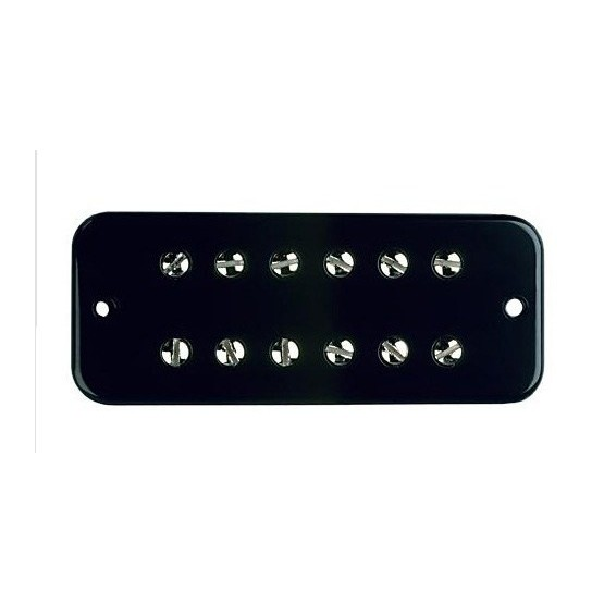 DIMARZIO DP154BK PASTILLA DLX PLUS BRIDGE NEGRA