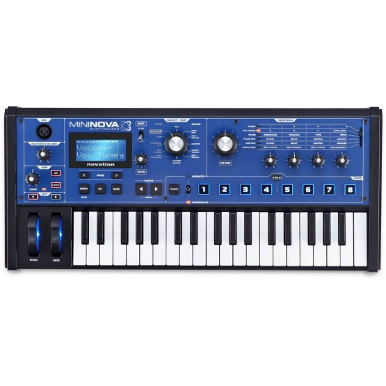 NOVATION MININOVA SINTETIZADOR PORTATIL
