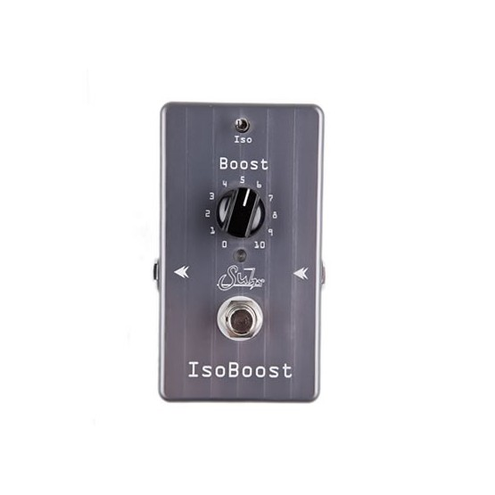 SUHR ISO BOOST PEDAL. DEMO.