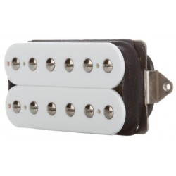 SUHR DSH BRIDGE 53MM WHITE PASTILLA HUMBUCKER PUENTE