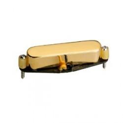 SUHR CLASSIC T NECK GOLD PASTILLA SINGLE COIL MASTIL